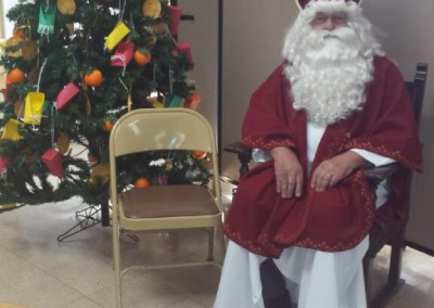 Angel Tree Project at St Matthias Episcopal Church in Clermont Florida
