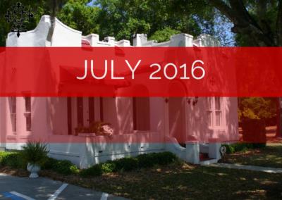 Sermons – Jul 2016