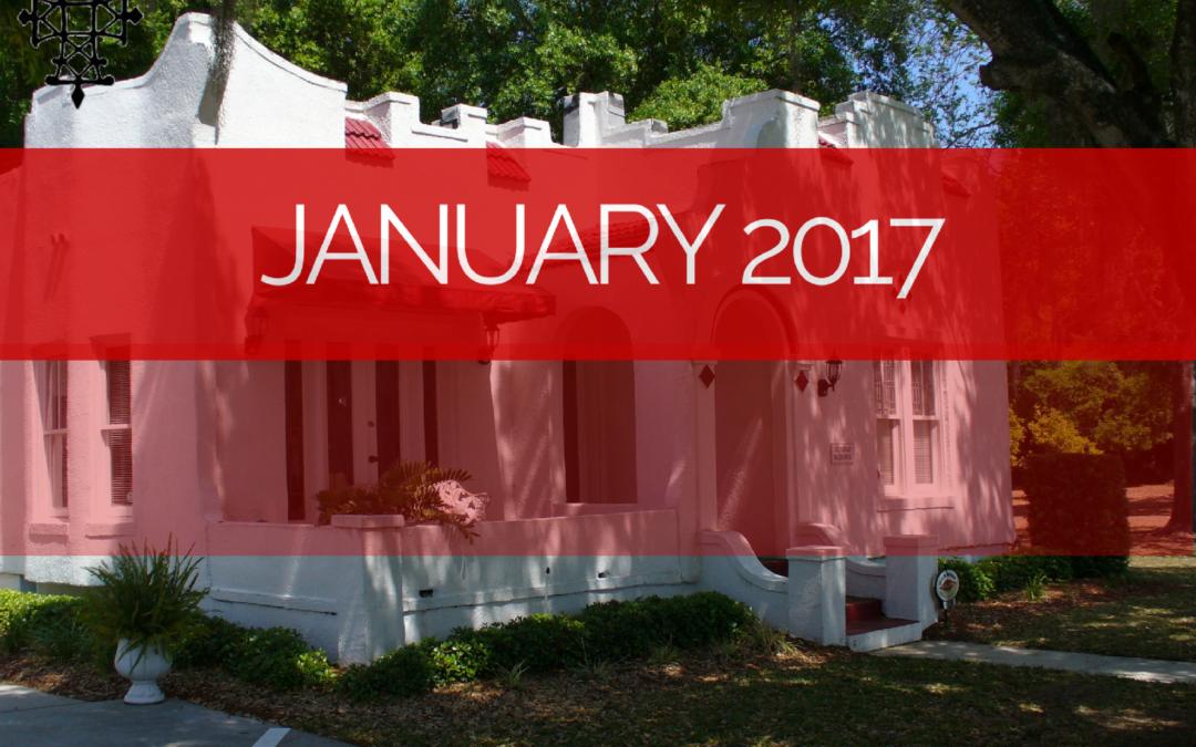 Sermons – Jan 2017
