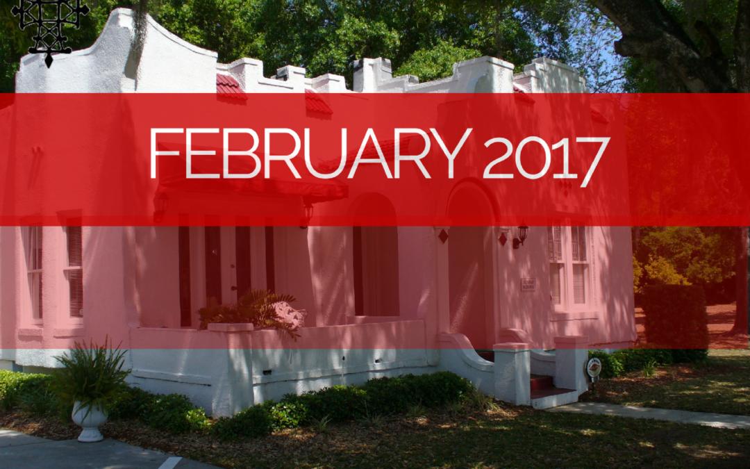 Sermons – Feb 2017