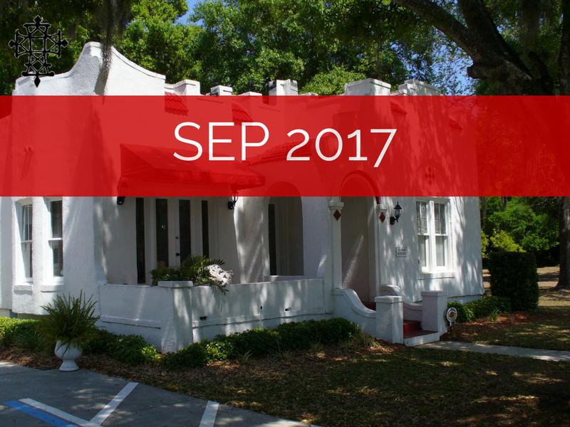 Sermons – Sep 2017