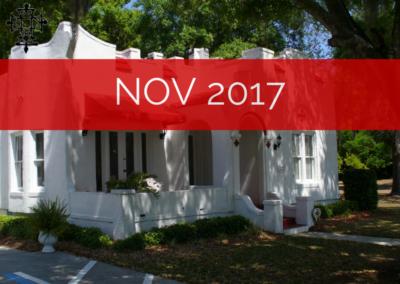 Sermons Nov 2017